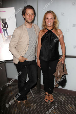 Stock Image of Derek Blasberg and Diana Picasso