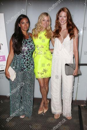 Joy Cioci, Aimee Ruby and Alise Shoemaker