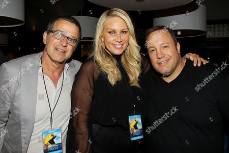 Allen Covert, Heather Parry and Kevin James