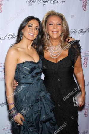Daniella Rich Kilstock and Denise Rich