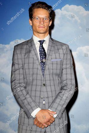 Editorial photo of Nick Graham show Spring/Summer 2016 Men's Presentation at New York Fashion Week, America - 14 Jul 2015