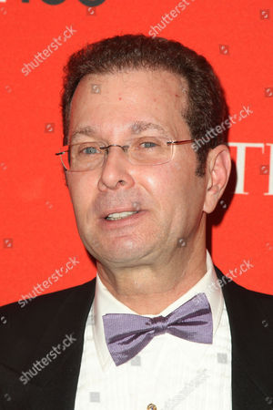 Stock Image of Ron Bruder