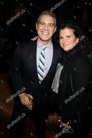 Editorial image of 'The Andy Cohen Diaries' launch party, New York, America - 06 Nov 2014