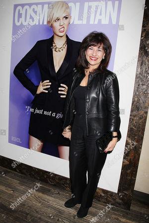 Donna Kalajian Lagani (SVP, Publishing Director Cosmopolitan)