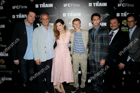 David Bernard, Andrew Mogel, Kathryn Hahn, Russell Posner, James Marsden, Jack Black, Jarrad Paul