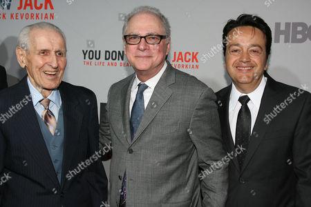 Dr Jack Kevorkian, Barry Levinson (Director and Exec. Producer)