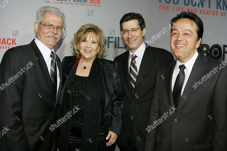 Bill Nelson, Brenda Vaccaro, Eric Kessler and Len Amato