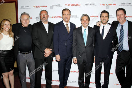 Laura Rister, Ehud Bleiberg, Steve Nickerson, Michael Shannon, Bill Lee, Ariel Vromen and Mark Gill