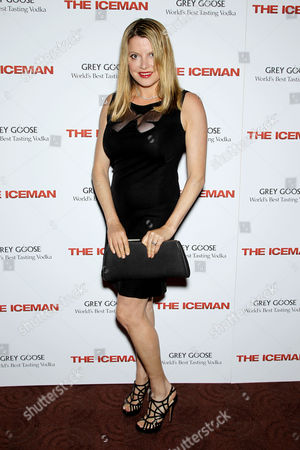 Editorial picture of 'The Iceman' film screening, New York, America - 29 Apr 2013