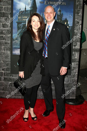 Stock Picture of Steve Moster and Sandi Moster