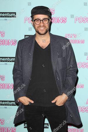 Stock Image of Jordan Galland (Director)
