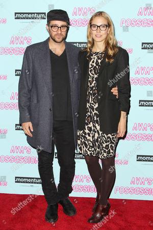 Jordan Galland (Director) and Jessica Galland