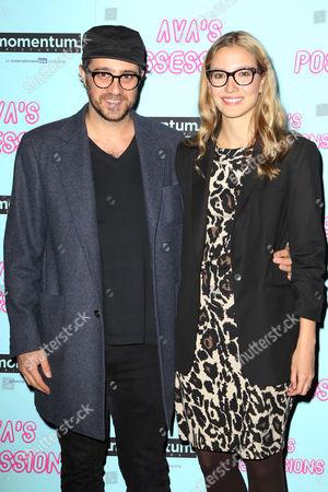 Editorial photo of 'Ava's Possessions' film premiere, New York, America - 23 Feb 2016