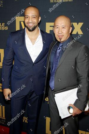 Edwin Mejia (Producer), Robin Chang (Executive Producer)