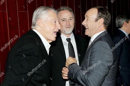 Joel Schumacher, David Fincher, Kevin Spacey