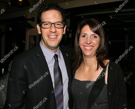 Stock Picture of Ian Deitchman and Kristin Rusk Robinson