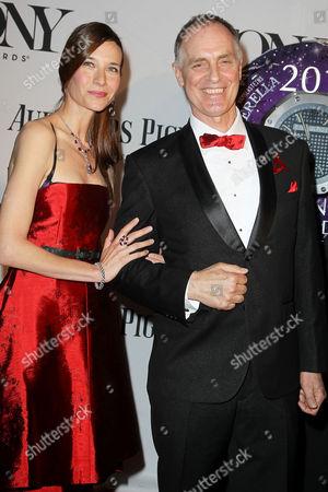 Editorial image of 66th Annual Tony Awards, New York, America - 09 Jun 2013