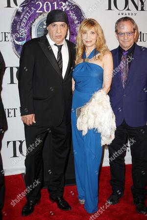 Editorial photo of 66th Annual Tony Awards, New York, America - 09 Jun 2013