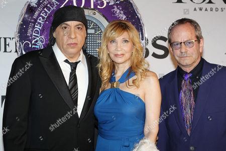 Editorial picture of 66th Annual Tony Awards, New York, America - 09 Jun 2013