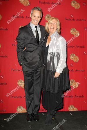 Michael Gill and Jayne Atkinson
