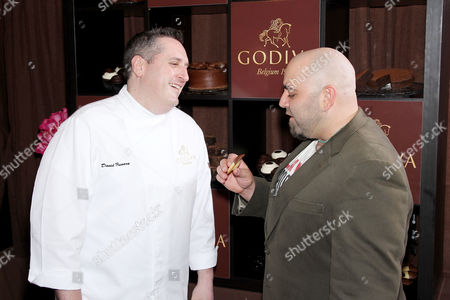 Editorial photo of Godiva Chocolatier Presents Sweet at the 2010 New York City Wine & Food Festival, America - 09 Oct 2010