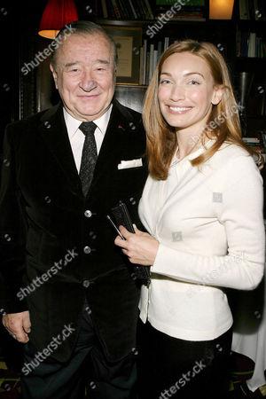 Sirio Maccioni with Melanie Craft