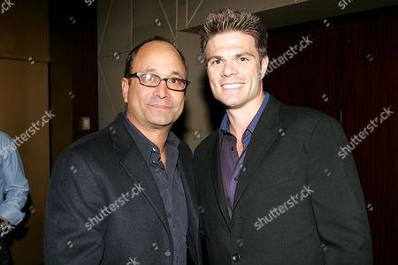 Ross Bleckner and JP Davis
