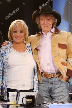 Tanya Tucker and Don Imus