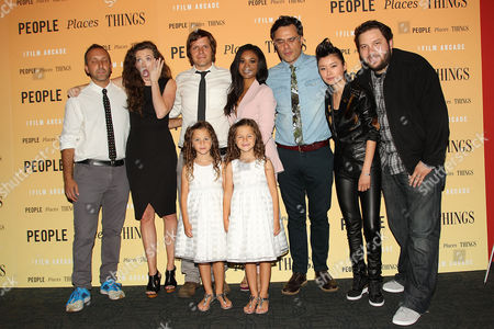 Editorial picture of 'People Places Things' film premiere, New York, America - 10 Aug 2015