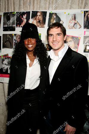 Kelly Rowland and Michael Fredo