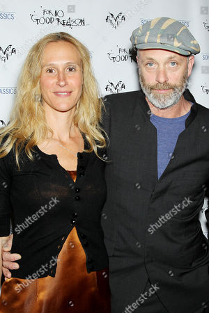 Stock Picture of Lucy Paul (Producer) and Charlie Paul (Director)
