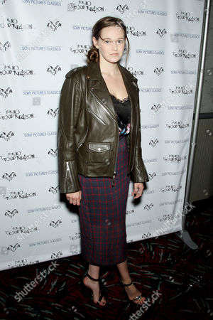 Editorial picture of 'For No Good Reason' film screening, New York, America - 22 Apr 2014