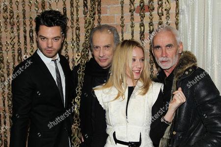 Dominic Cooper, Raad Rawi, Ludivine Sagnier, Lee Tamahori (Director)