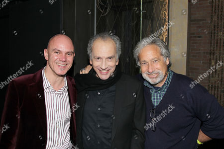 Stock Picture of Emjay Rechsteiner (Producer), Raad Rawi, Arjen Terpstra (Producer)