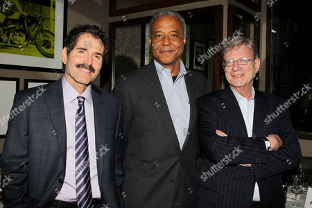 John Stossel, Ron Clairborne and Jeff Greenfield