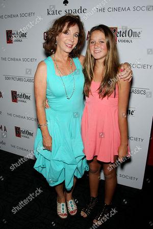 Rita Rudner with Daughter Molly
