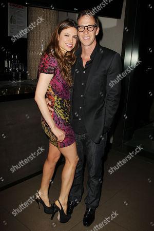 Joey McFarland and Antoniette Costa