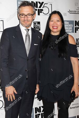 Stock Picture of Laurent Viney and Rose Kuo