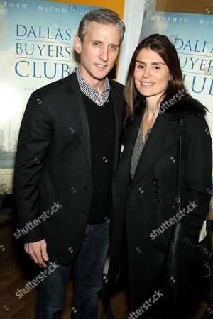 Editorial photo of 'Dallas Buyers Club' film screening, New York, America - 03 Dec 2013