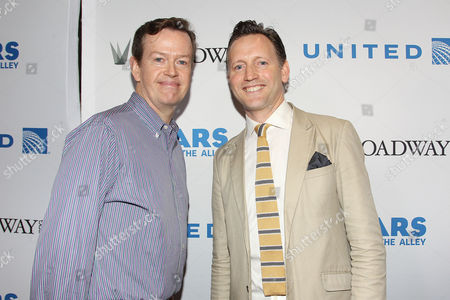 Dylan Baker and Rufus Wright (The Audience)
