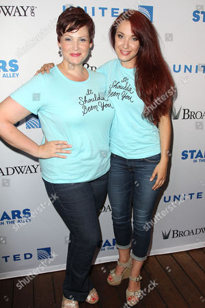 Lisa Howard and Sierra Boggess (It Shoulda Been You)