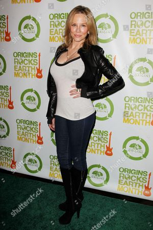 Editorial image of 3rd Annual Origins Rocks Earth Month Concert, New York, America - 18 Apr 2012