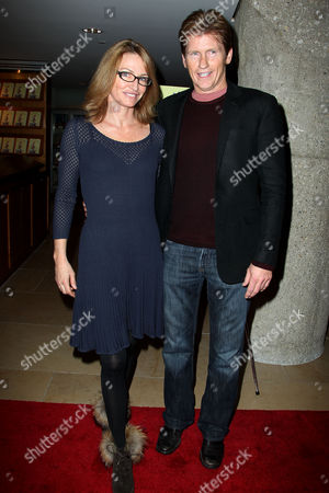 Ann Lembeck and Denis Leary