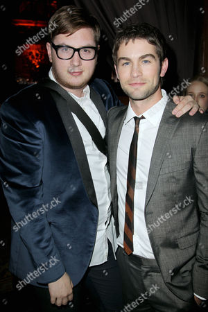 Justin Campbell, Chace Crawford