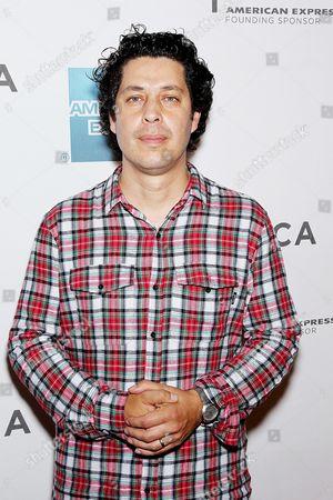 Stock Photo of Robert Benavides (Producer)