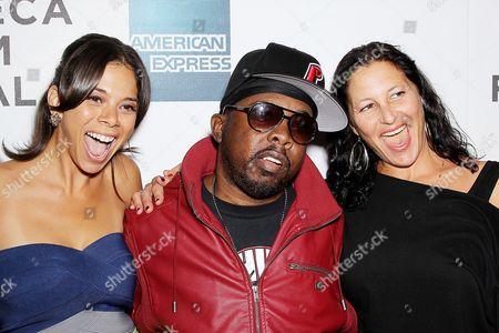 Stock Picture of Erika Williams (Producer), Malik Isaac Taylor, Debra Koffler (Producer)