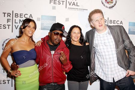 Editorial picture of 'Beats,Rhymes & Life: The Travels of a Tribe Called Quest' Film Premiere,Tribeca Film Festival, New York, America - 27 Apr 2011