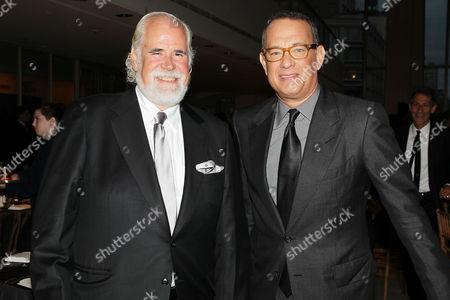Jeff Blake and Tom Hanks