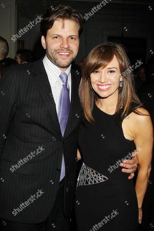 Matthew Miele and Sara Gore