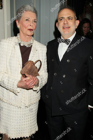 Editorial image of 'Scatter My Ashes At Bergdorf's' film premiere after party at the Cinema Society, New York, America - 29 Apr 2013